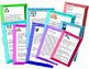Log Equations Applications Task Cards  plus Worksheet