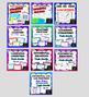 Logarithms Big Bundle with Task Cards Quizzes Games QR HW