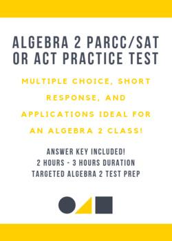 Algebra 2 SAT Prep