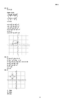 Algebra 2    Second Semester Final  2013