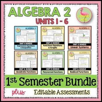 Algebra 2: Semester One Curriculum