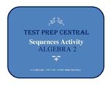 Algebra 2: Sequences Activity