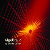 Algebra 2-Teacher Manual, Lesson Plans, Activity Book, Ass