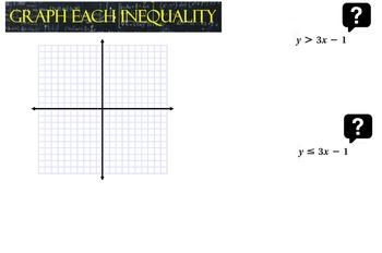 LONG HAUL: Algebra 2 Two Variable Inequality Smartboard #21