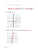 Algebra 2 - Unit 1 Review - Equations and Systems
