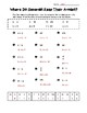Algebra Riddle - Introductory Expressions and Equations Practice