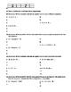 Algebra 2B - week 6 review