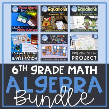 Algebra 6th Grade