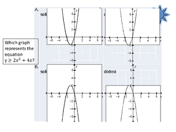 Algebra Bingo 2nd Semester Review