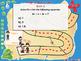 Algebra: Board Game - NOTEBOOK Gr. 3-5