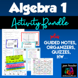 Algebra 1 Bundle of Activities