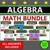 Algebra 1 Algebra 2 Algebraic Expressions Solvie Algebraic