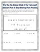 Changing From Standard Form to Slope Intercept Practice Ri