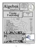 Algebra - Chapter#4