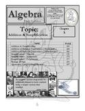 Algebra - Chapter#5
