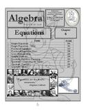 Algebra - Chapter#6