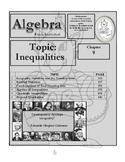 Algebra - Chapter#9