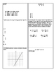 Algebra Common Core End of Module 1 Test