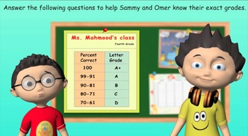 Common Core Math –Inequality and Number Line