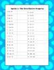 Algebra Common Core Sprint 3: The Distributive Property