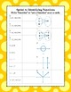 Algebra Common Core Sprint 6: Identifying Functions