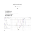 Algebra - Coordinate Geometry (Quadratics) - AS Level - Railroad problem