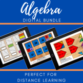 Algebra Digital Bundle