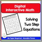 #TPTDIGITALSALE Digital Interactive Math Solving Two Step