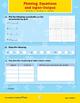 Algebra: Drill Sheets Vol. 3 Gr. 3-5