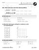 Algebra: Drill Sheets Vol. 5 Gr. 3-5