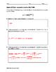 Algebra EOC Quiz - Exponential Functions BUNDLE