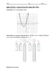 Algebra EOC Quiz - Inverses of Quadratic Functions BUNDLE