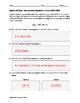 Algebra EOC Quiz - Key Features of Quadratic Functions BUNDLE