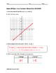 Algebra EOC Quiz - Linear Functions in Standard Form BUNDLE