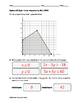 Algebra EOC Quiz - Linear Programming BUNDLE