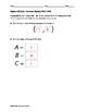 Algebra EOC Quiz - Nonlinear Systems BUNDLE