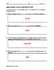 Algebra EOC Quiz - Normal Distributions BUNDLE