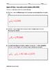 Algebra EOC Quiz - Permutations & Combinations BUNDLE