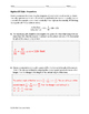 Algebra EOC Quiz - Proportions BUNDLE