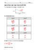 Algebra EOC Quiz - Right Triangle Trigonometry BUNDLE