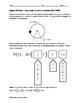Algebra EOC Quiz - Trigonometric Function Transformations BUNDLE
