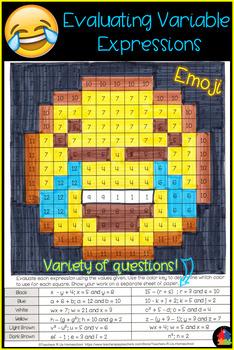 Algebra Emoji Bundle {Save 20%!}