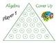 Algebra Equation Cover Up Game