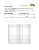 Algebra Equations Performance Task Assessment (2 forms)