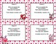 Algebra-Equations-Write and Solve the Equations-32 Task Cards-Valentine Hearts