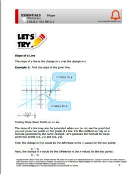 CCSS Algebra Essentials Bundle: 29 Study Guides with Answer Keys