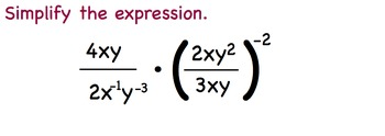 Exponents Division Properties