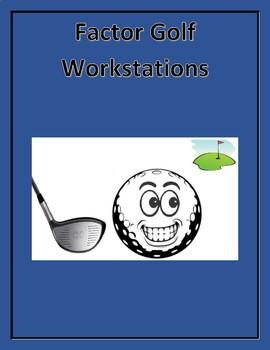 Algebra - Factoring Workstations