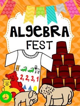 Algebra Fest