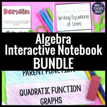 Algebra Foldable Bundle